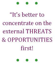 Marketing Threats Quote