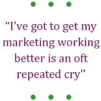 marketing working better