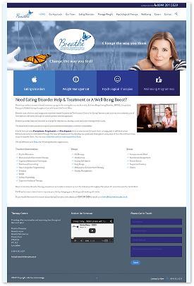 creative web design preston