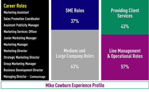 Mike's CV